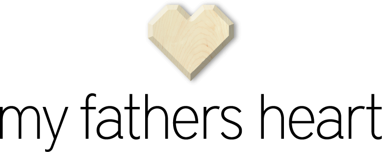 my fathers heart logo footer